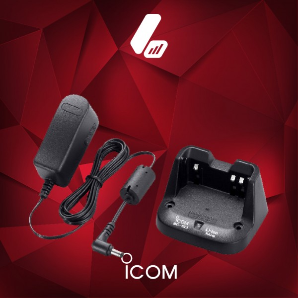 iCom BC-193 Charger-01