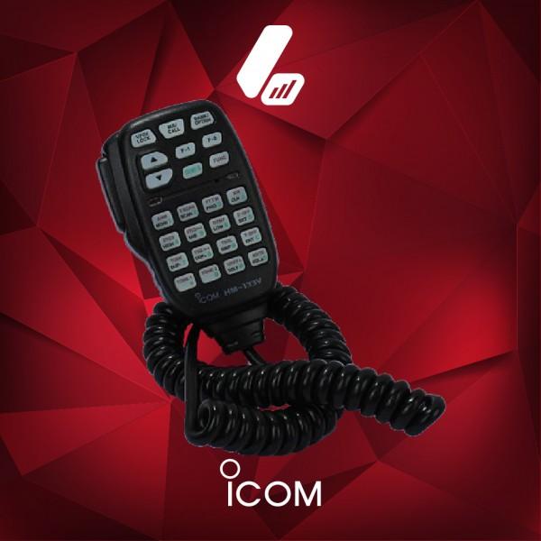 iCom HM-133V Mic-01