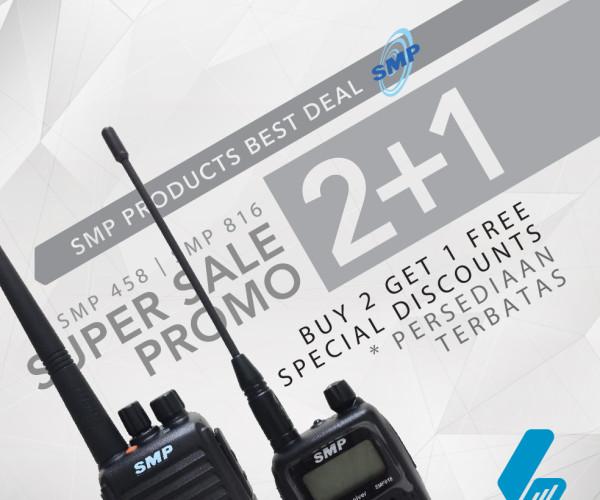SMP Super Sale 2+1 IG-01